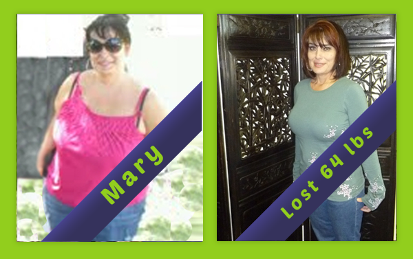 Mary-Weightloss