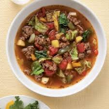 Sweet and Sour Beef Soup