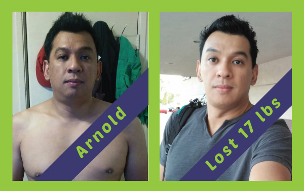 arnold-WeightLoss