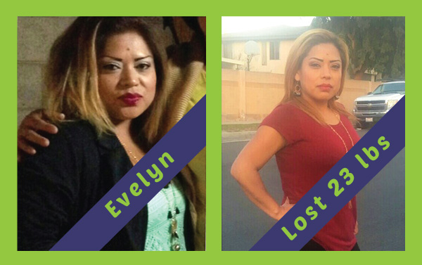 Beach Cities - Evelyn lost 23lbs