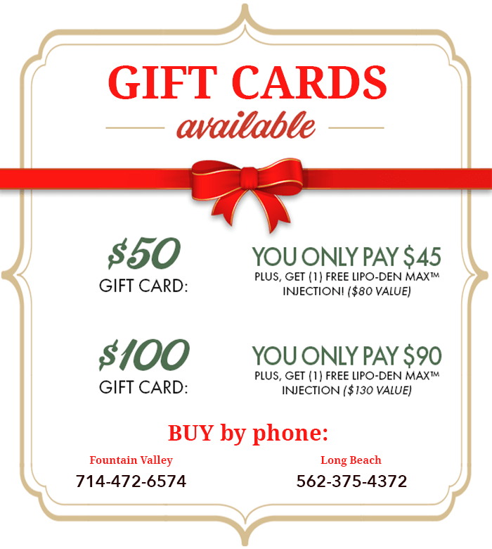 Gift Cards Beach Cities Medical Weight Control